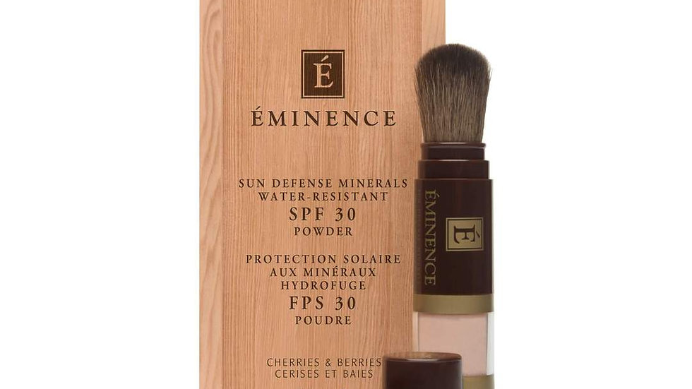 Eminence Organics Sun Defense Minerals SPF 30 - No. 2 (Cherries & Berries)