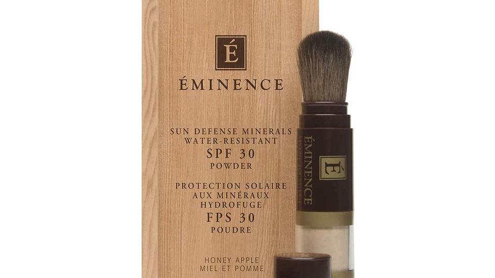 Eminence Organics Sun Defense Minerals SPF 30 - No. 1 (Honey Apple)