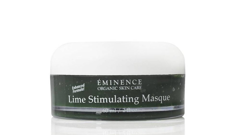 *HOT* Eminence Organics Lime Stimulating Masque