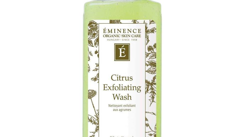 Eminence Organics Citrus Exfoliating Wash