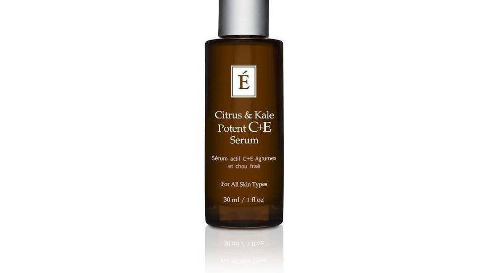 Eminence Organics Citrus & Kale Potent C+E Serum