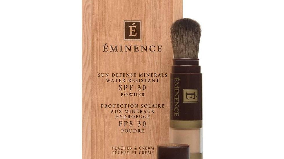 Eminence Organics Sun Defense Minerals SPF 30 - No. 3 (Peaches & Cream)