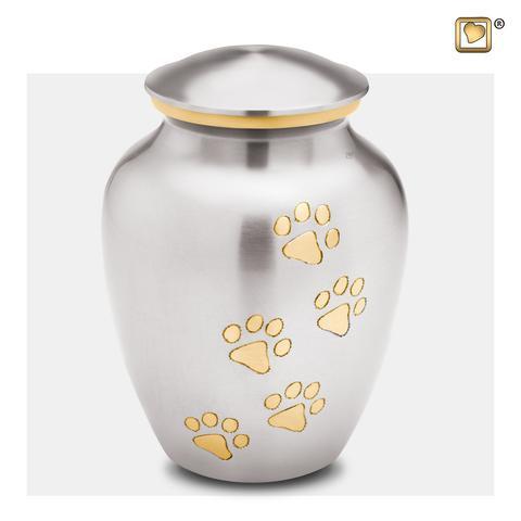 Classic Pewter Urn