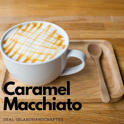Caramel Macchiato - Deal Island Handcrafted Scented Wax Melt, Single