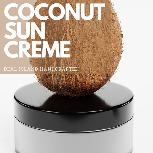Coconut Sun CreamDeal Island Handcrafted Scented Wax Melt, Single