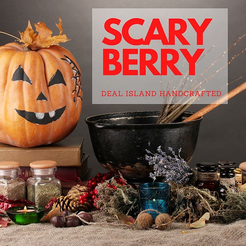 Scary Berry - Deal Island Handcrafted Scented Wax Melt, Single