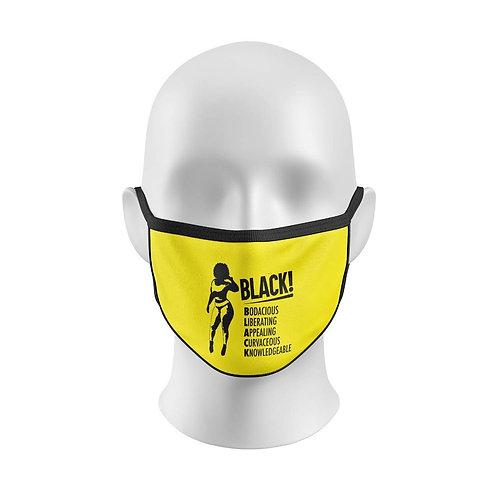 V.I.A BLACK Mask