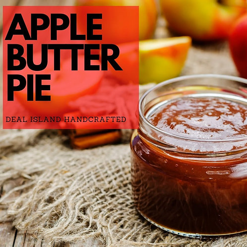 Apple Butter Pie - Deal island Handcrafted Scented Wax Melts, Single