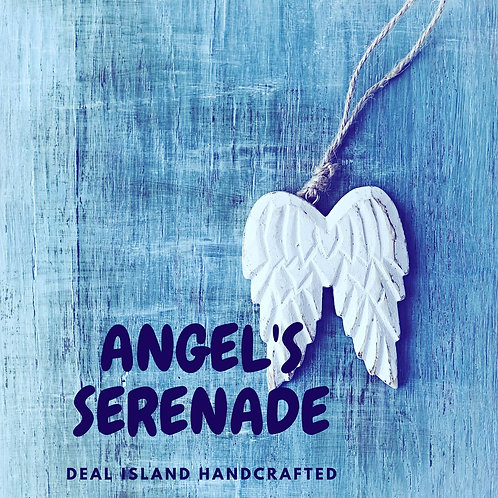 Angel's Serenade - Deal Island Handcrafted Scented Candle - 4 oz., Single