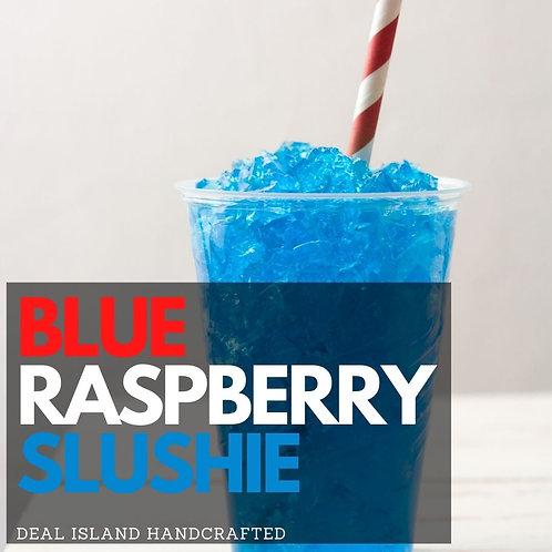 Blue Raspberry Slushy - Deal Island Handcrafted Wax Melt, Single