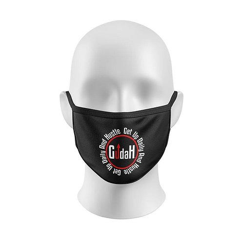 GUDAH~ Jade Black Mask