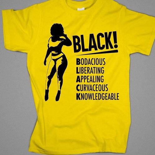 V.I.A. BLACK T-shirt