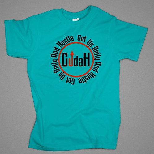 GUDAH~ Light Emerald Green T-shirt