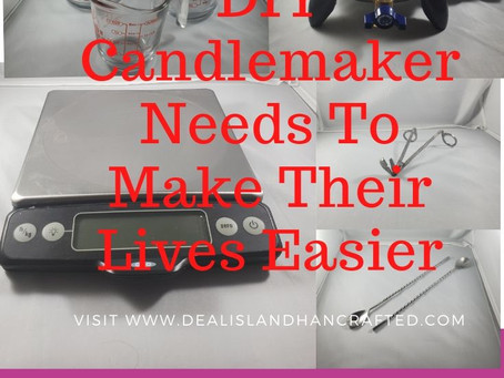5 Items Every DIY Candlemaker Needs To Make Their Lives Easier