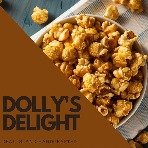 Dolly's Delights - Deal Island Handcrafted Scented Candle - 4oz., Single