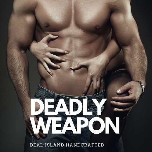 Deadly Weapon - Deal Island Handcrafted Scented Candle - 4 oz., Single