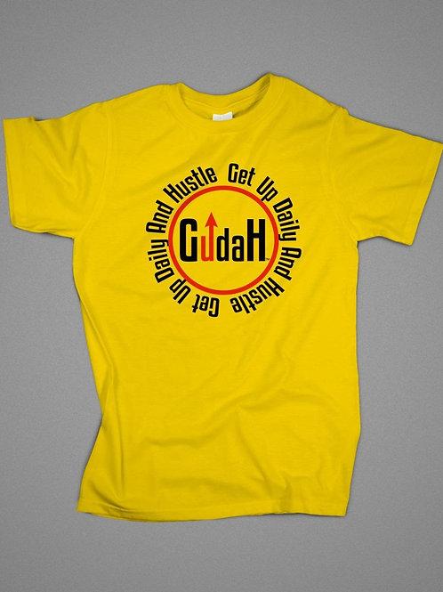 GUDAH~Yellow Diamond Tshirt