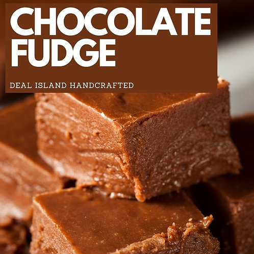 Chocolate Fudge - Deal Island Handcrafted Scented Wax Melts, Single