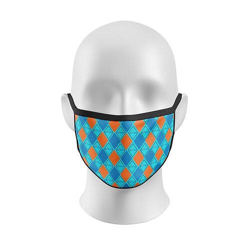 GUDAH~ Diamond in the Rough Mask