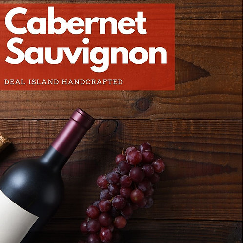 Cabernet Sauvignon - Deal Island Handcrafted Scented Wax Melt, Single