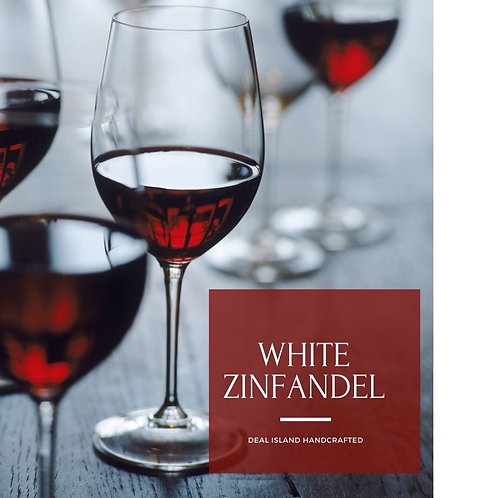 White Zinfandel - Deal Island Handcrafted Scented Wax Melt, Single