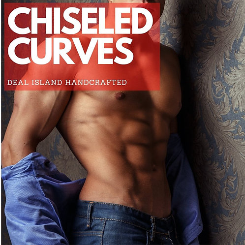 Chiseled Curves - Deal Island Handcrafted Scented Wax Melts, Single
