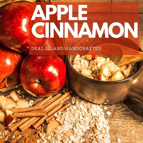 APPLE CINNAMON CANDLE FRAGRANCE HOME DECOR COUNTRY LIVING