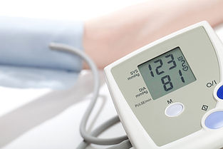 lettore di pressione sanguigna