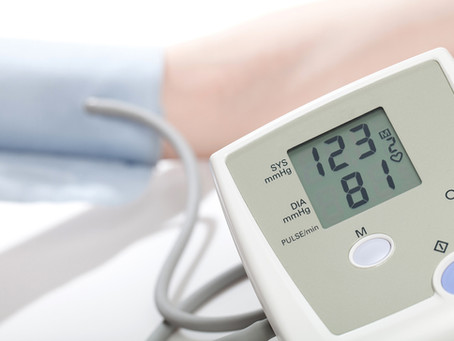 The role of minerals on blood pressure