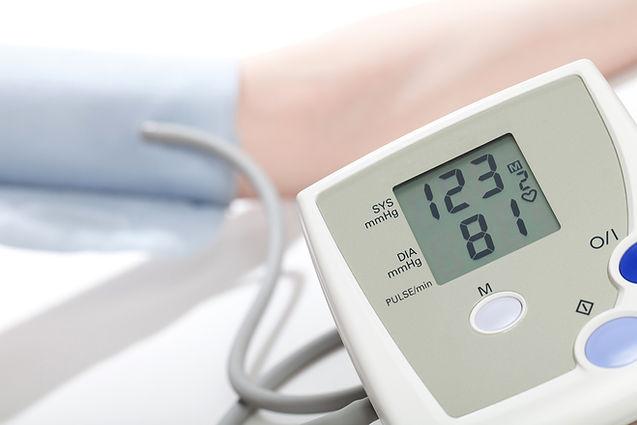 Blutdruck reader
