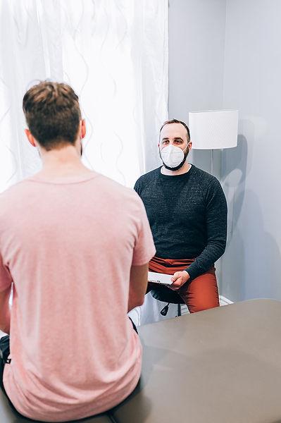 Men's Pelvic Floor Physiotherapy Ottawa