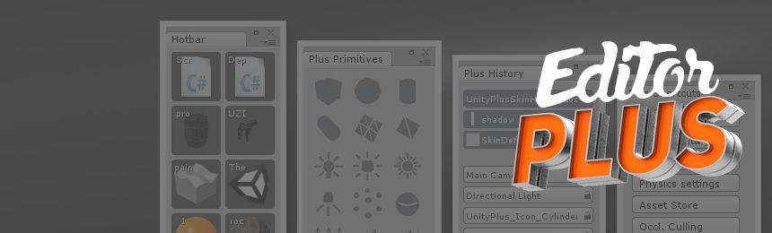 Editor Plus Unity Asset