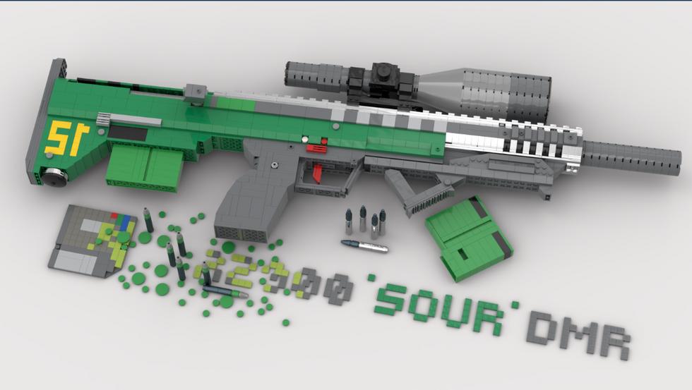 R2000 Sour DMR