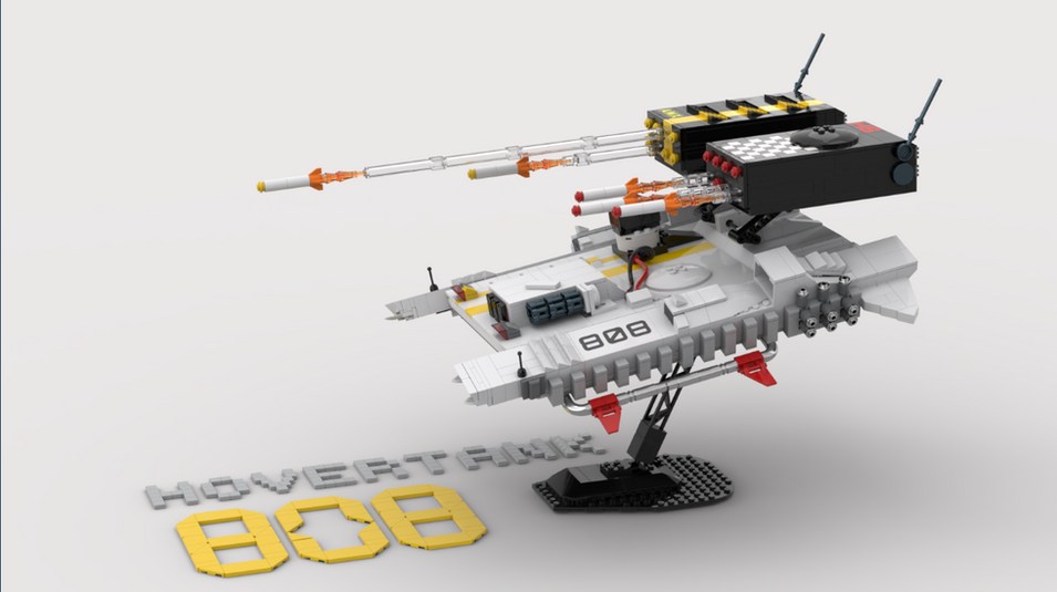Hovertank 808