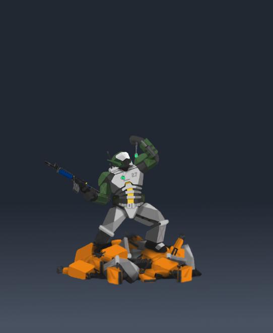 Raider by Xenon