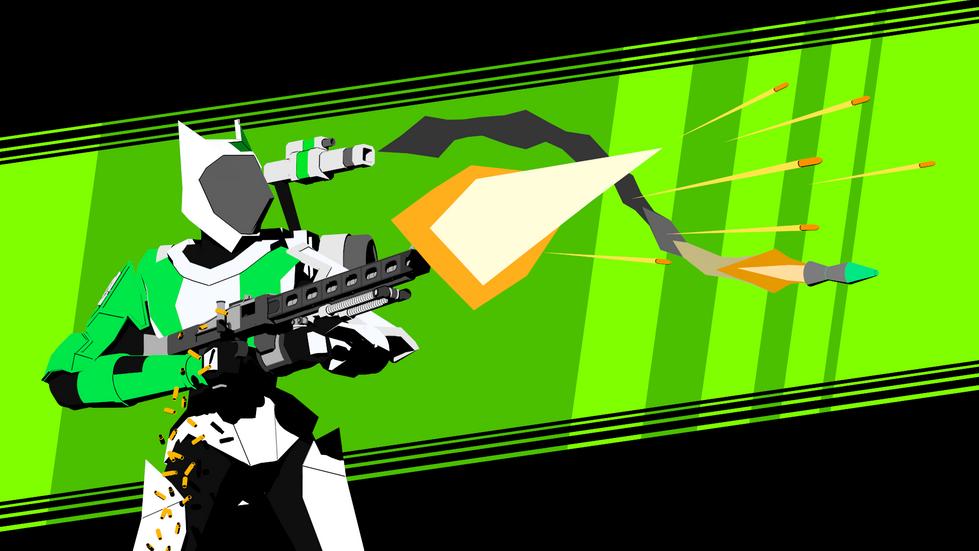 Heavy Gunner by Redptr