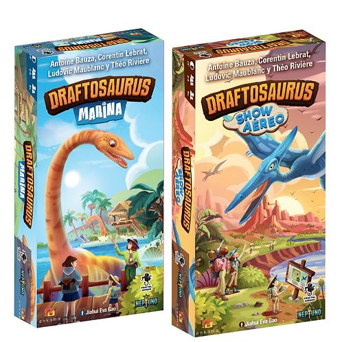 Pack Expansiones Draftosaurus
