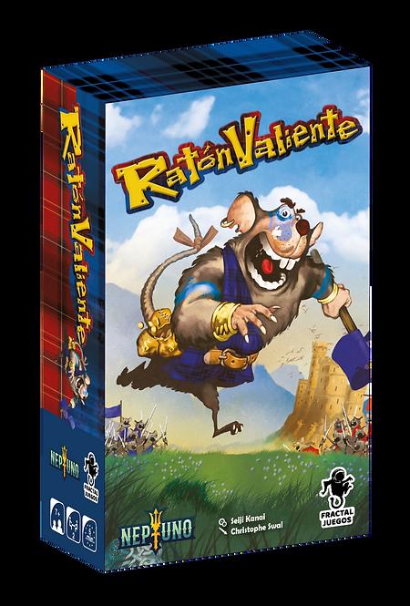 Ratón Valiente