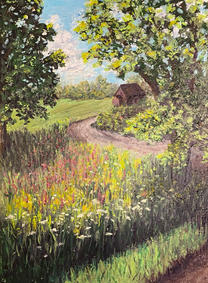 Criss Macaione, Summer Country Lane