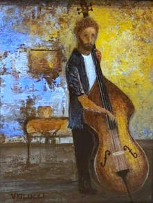 Pat Viglucci, Bass Player