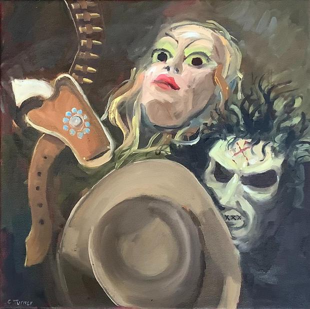 Carol Turner, Masks
