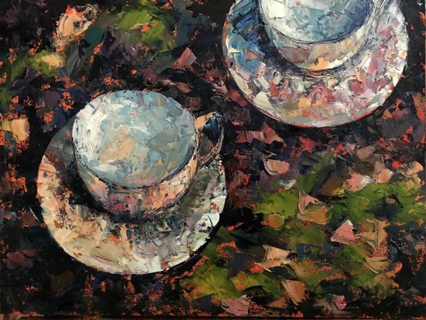 Cynthia Rosen, Cups