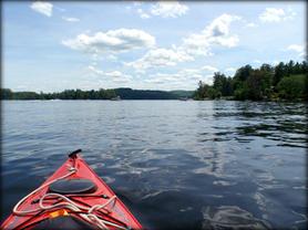 Ray Henrikson, Gorgeous Day on Loon Lake