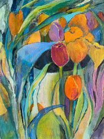 Lynda Spielman, Tulips