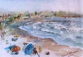 Barbara McGeachen, Wells Beach, ME