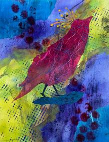 Ellie Prakken, L'oiseau