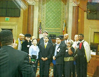 "Los Angeles Arts Commissioner's ""CD10 2005"""