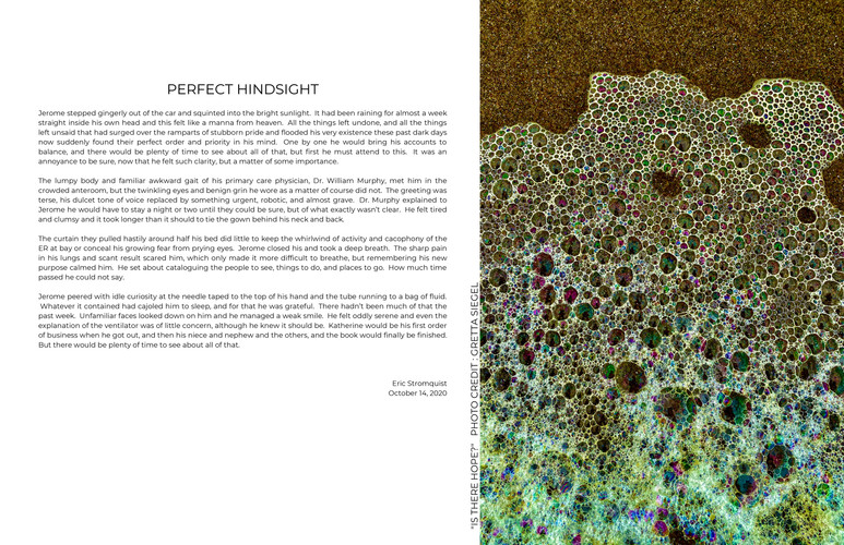 """""""Perfect Hindsight"""" by Eric Stromquist"""