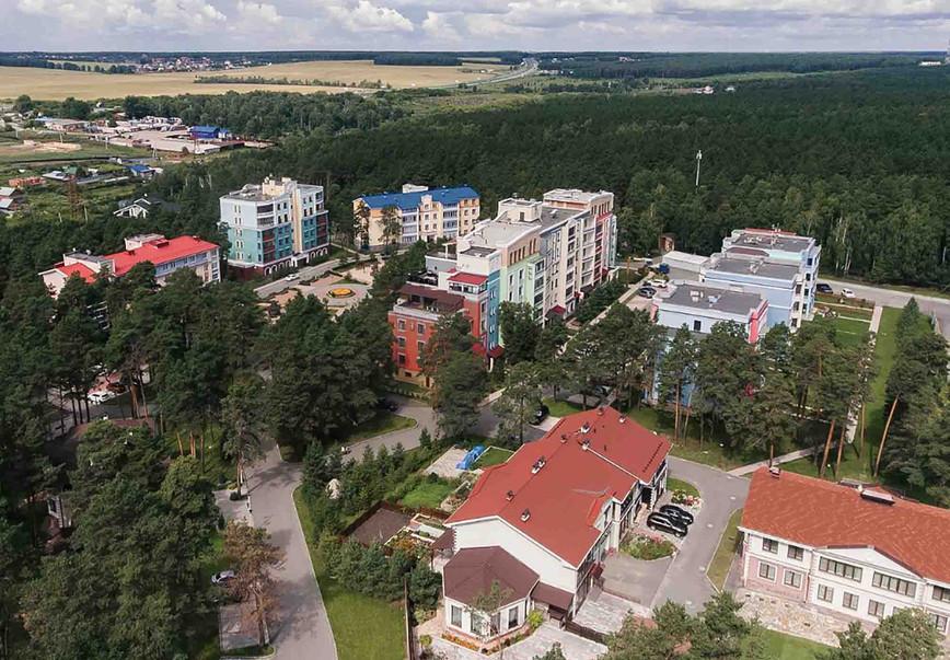 Резиденция Сококлиная гора, г. Челябинск, 2004-2012