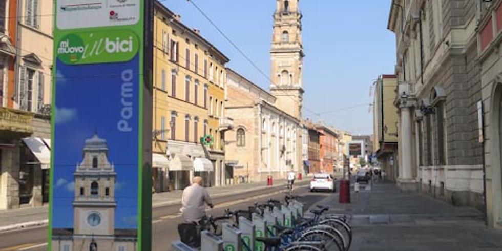 SHIFT 3: Милан-Парма. Мобильный город